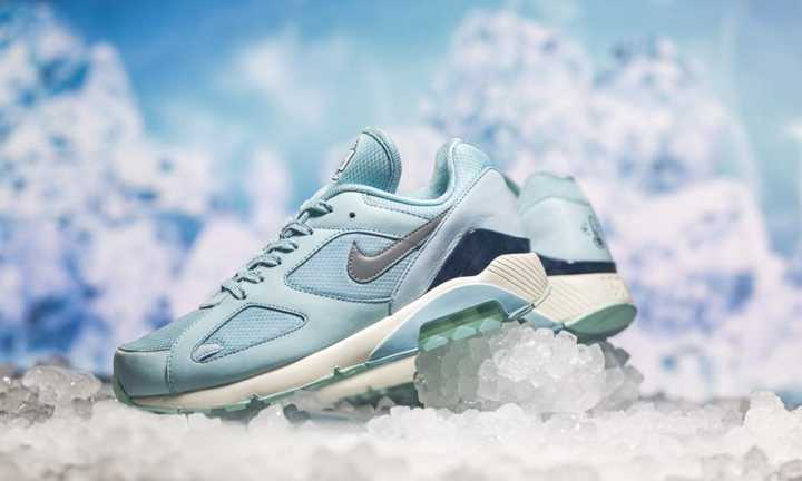 """NIKE AIR MAX 180 """"Fire and Ice/Ocean Bliss"""""""
