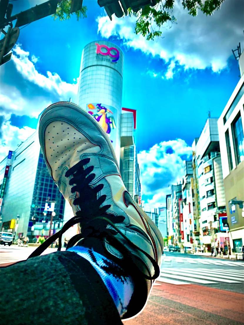 109@渋谷  入った事ないけど😅 もう初夏の陽気で人が多いですね。 プチ