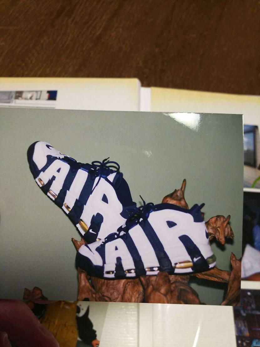 24年前にオリジナルで履いてました。NIKEのデザインはすでにぶっ飛んでたんだと