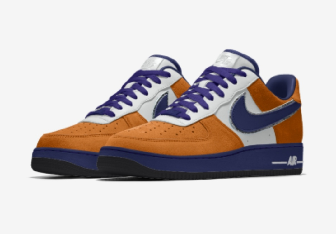 NIKE BY YOU AIR FORCE 1