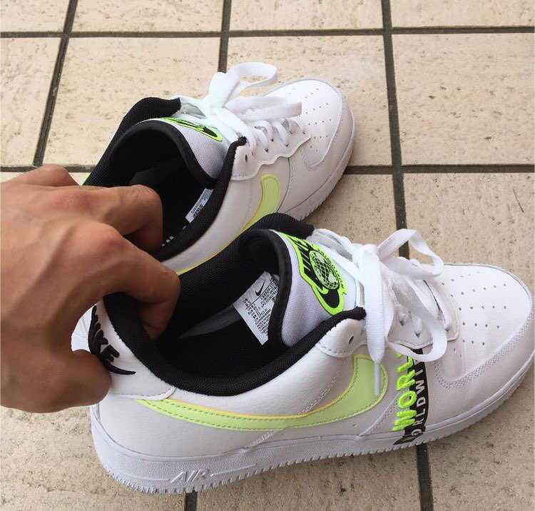 air force1World wide‼︎ カッコいい!!! #airfo