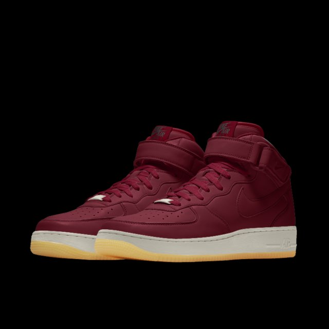AF1 mid by grand pudding prod  #nike #