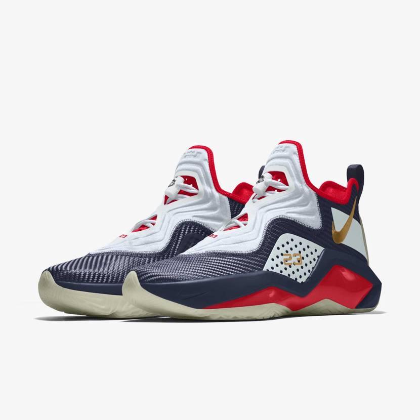 """Nike LeBron Soldier 14 """"OLYMPIC""""  #ni"""