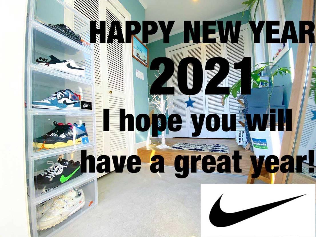 あけましておめでとうございます。 昨年は自力では1足しか当たらなかったので今年