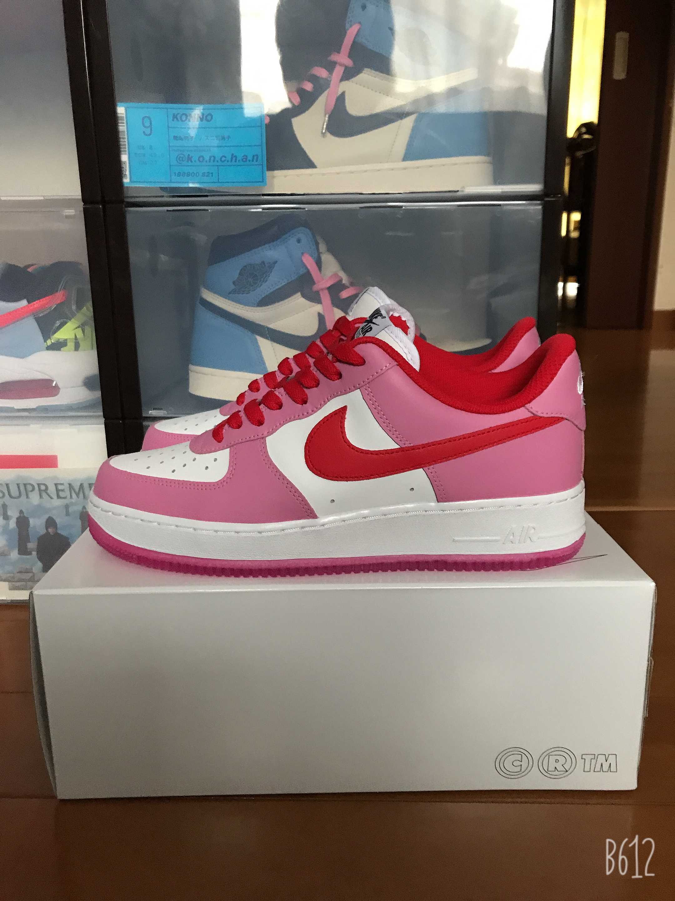 STRANGELOVE×NIKE BY YOU AIR FORCE 1