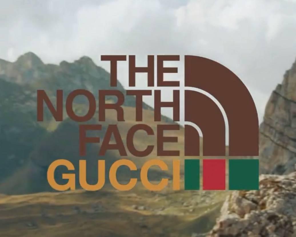 2021年の自分にとっての最初戦いはこのGUCCI×THE NORTH FACE