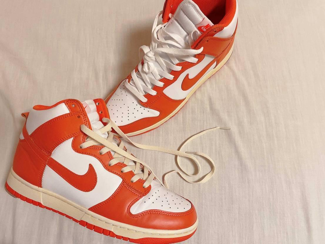 sole、shoelaces → sail color