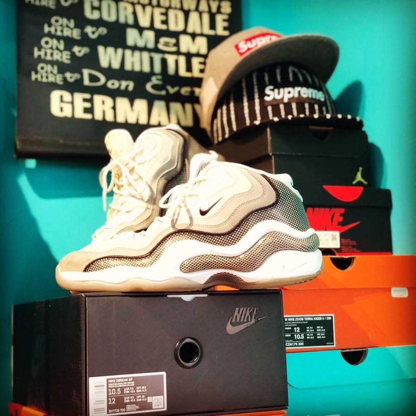 23年前、BOONを片手に注文するも届かなかった自分にとって幻のこの靴が時を経て