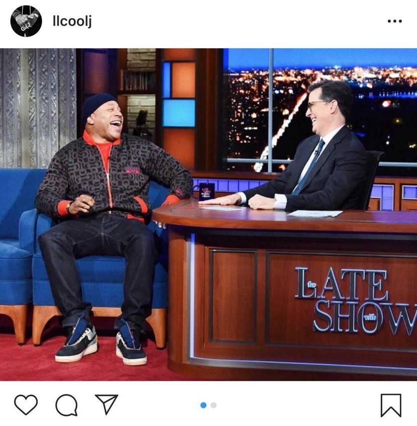 LL Cool J と Travis