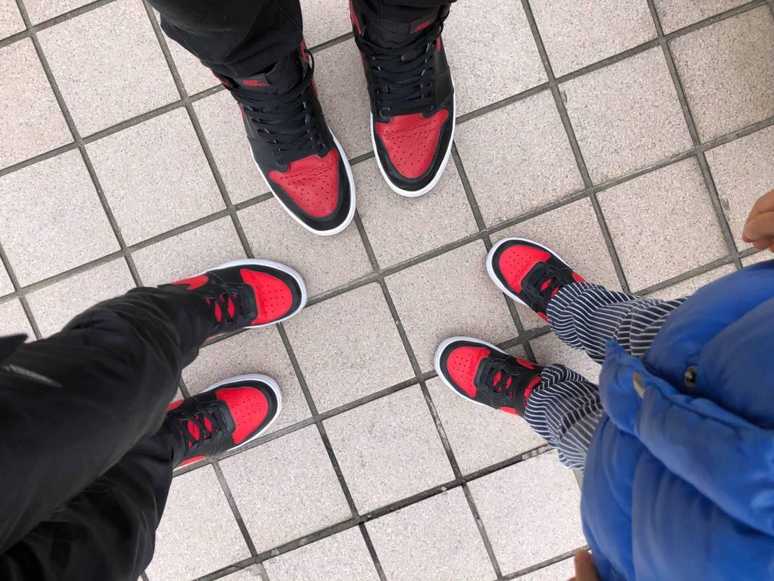 黒赤家族😎