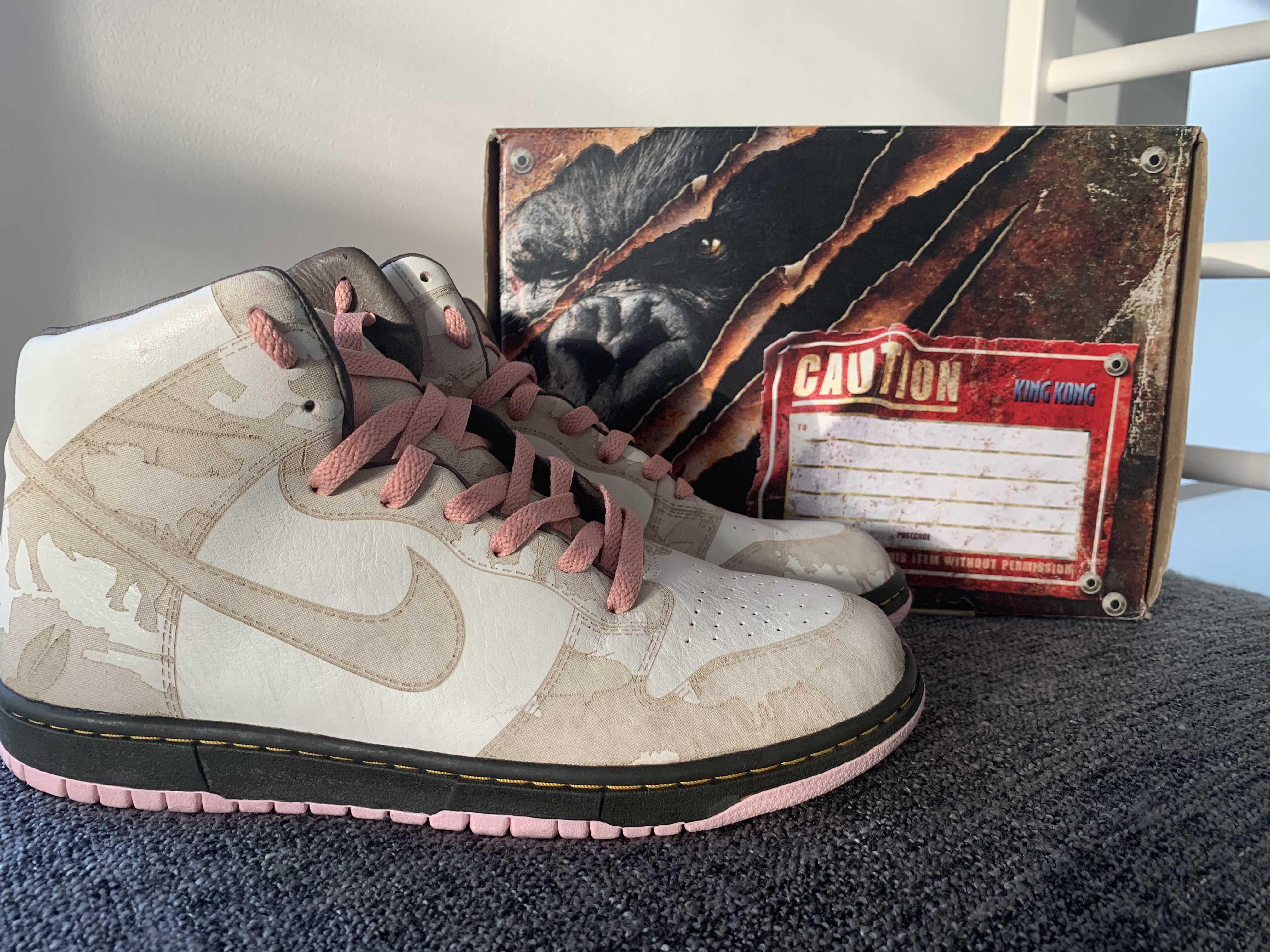 1-piece khaki-pink white