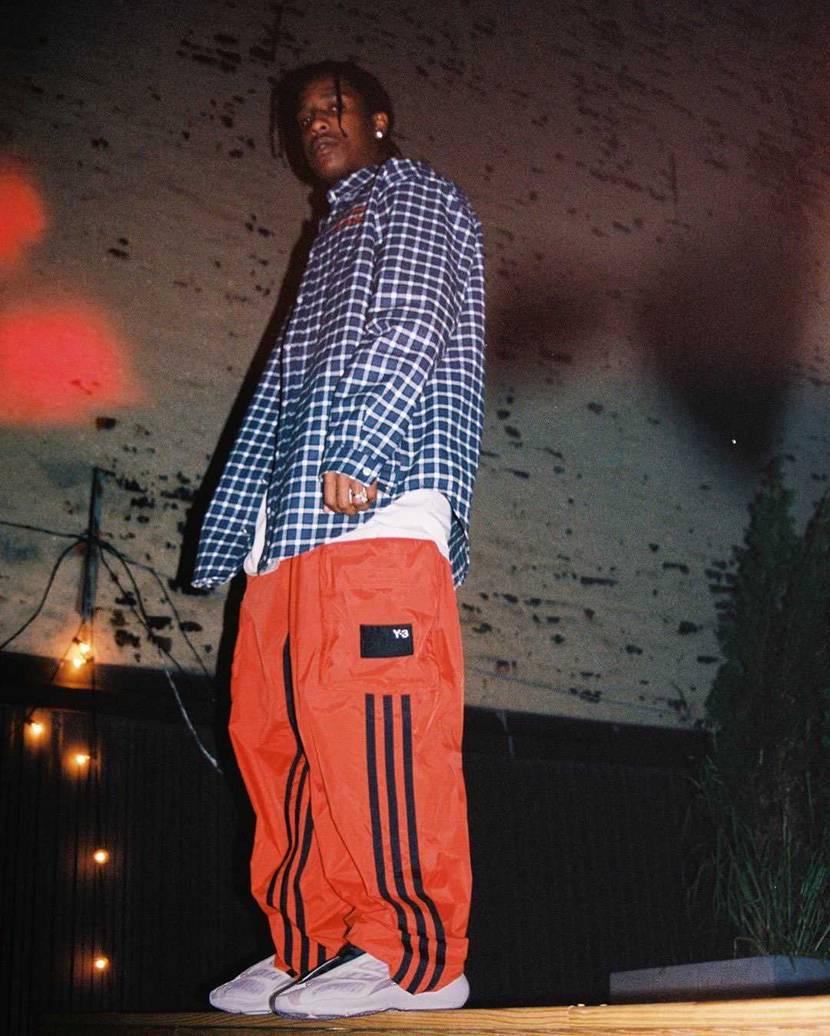 A$AP ROCKYの着画ですーー😅😅