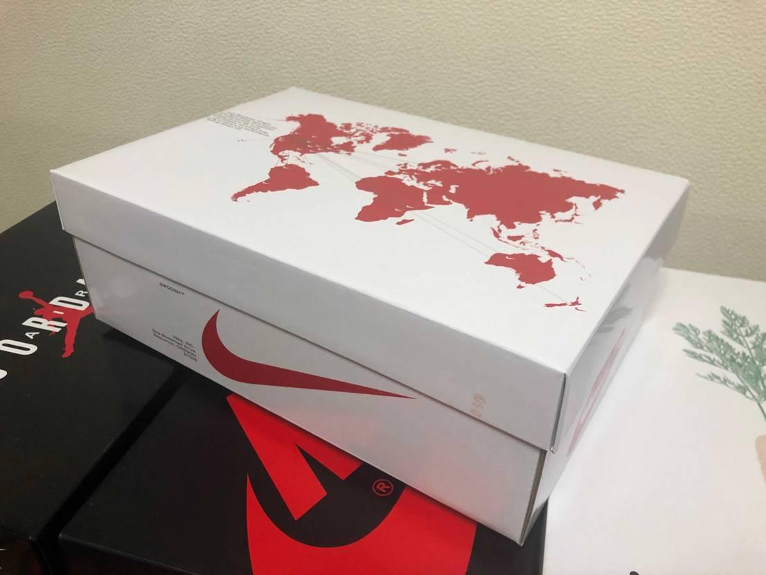 購入記録として 購入日2020.8.1 Nike.comにて購入 発売を楽