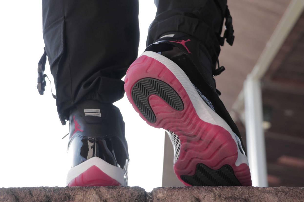 Air Jordan 11 bred  福岡のskitで購入🥰かっこよすぎてた