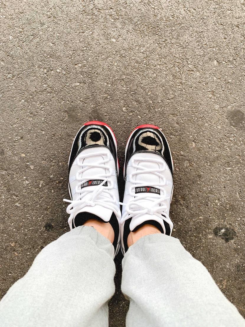 おろしたてー#nike #スニーカー好き #ジョーダン11