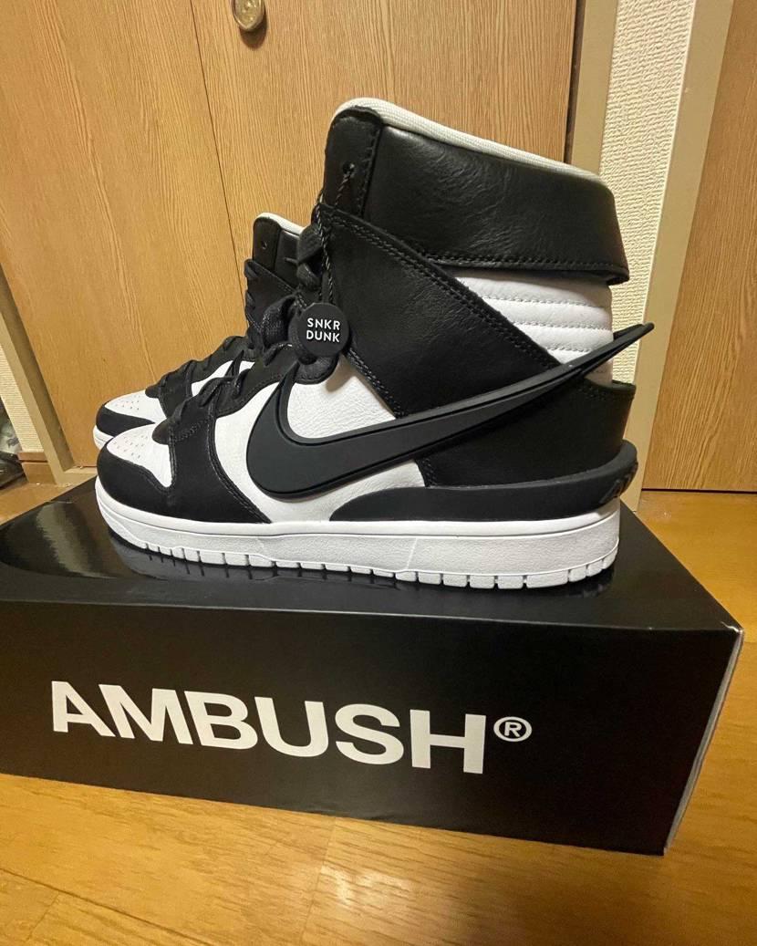 AMBUSH買っちまった。 大事に履こう!