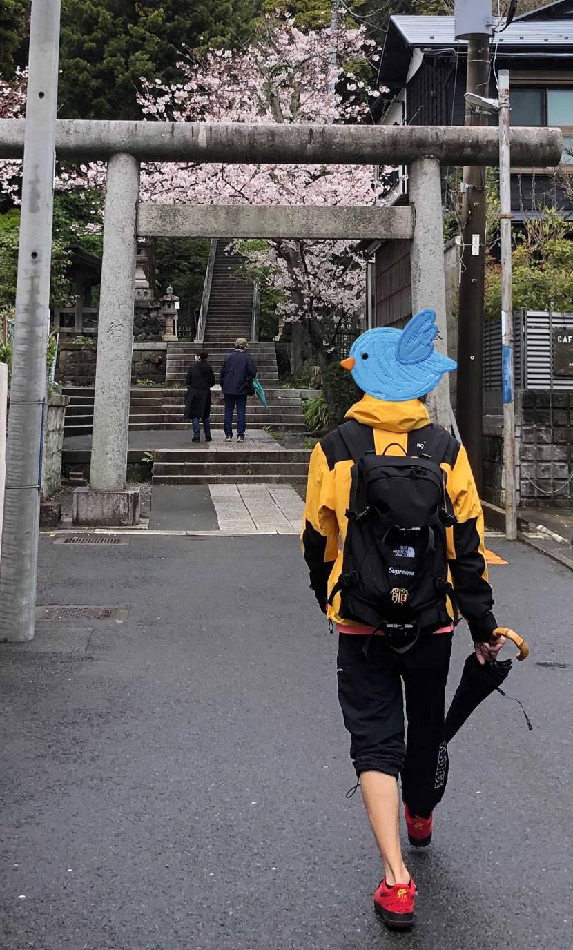 雨用AF1で鎌倉へ。午前中は雨酷かったですが、午後は止み散策しやすかったです。そ