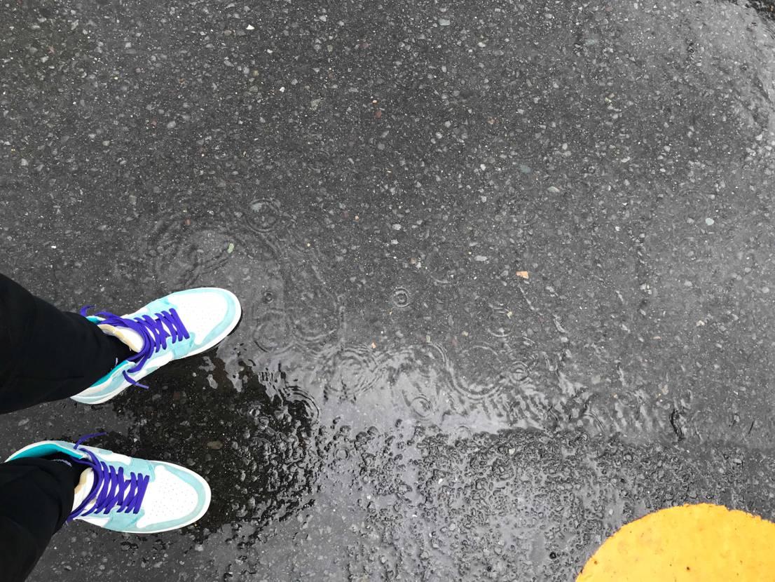雨のやろーめ‼️