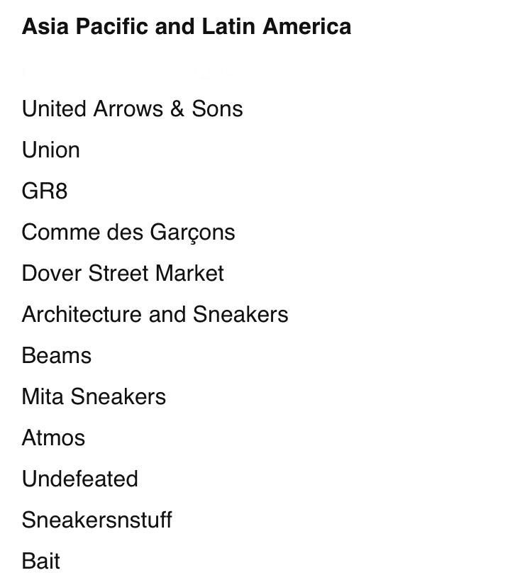 Snkrs以外日本国内発売先まとめ  Nike.comより