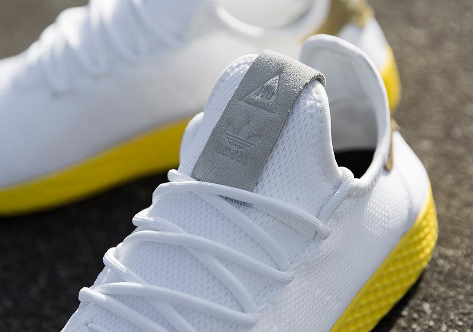 ファレル・ウィリアムス × アディダス オリジナルス テニス HU 全2色 3枚目