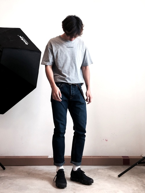 エアヴェイパーマックス(AIR VAPORMAX)コーデ編