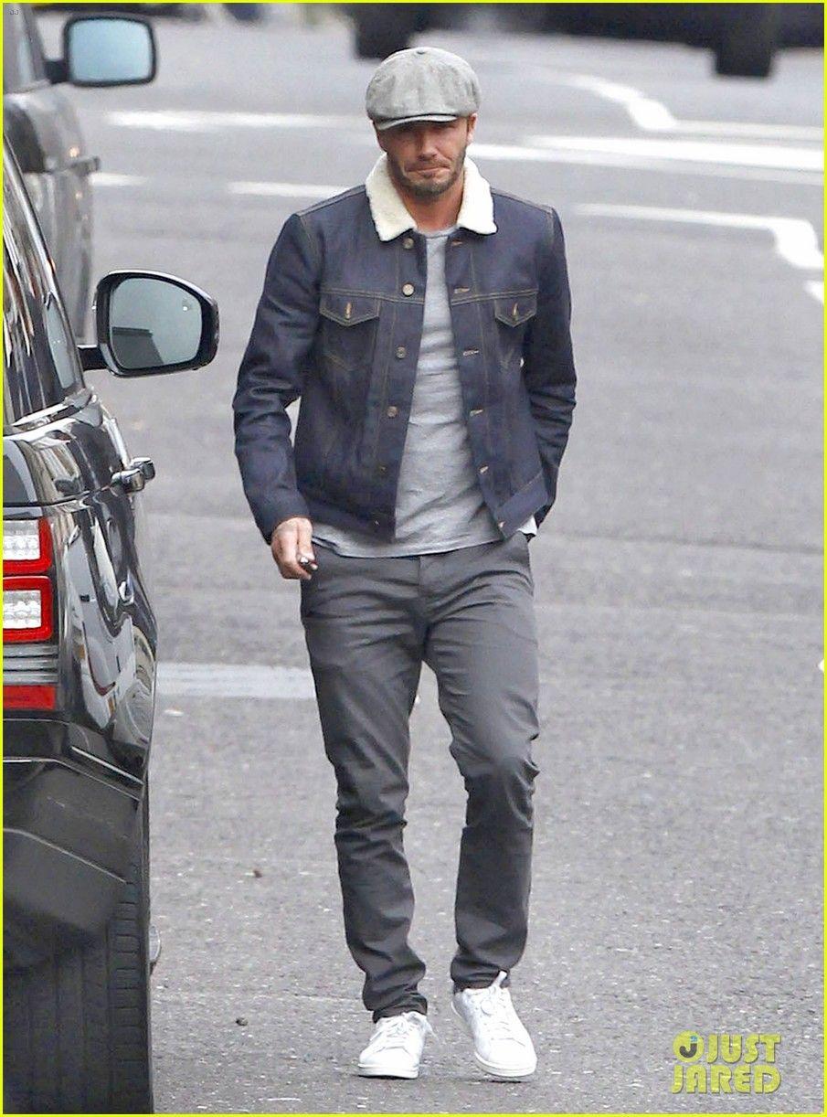 スタンスミス × David Beckham(デヴィッド ベッカム)