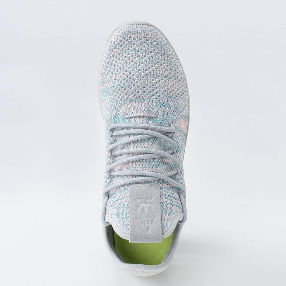 ファレル・ウィリアムス × アディダス オリジナルス テニス フー 4色展開 6枚目