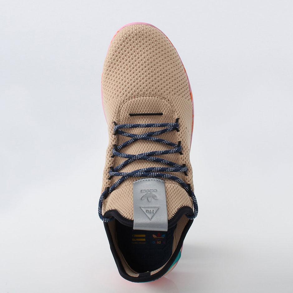 ファレル・ウィリアムス × アディダス オリジナルス テニス フー 4色展開 10枚目