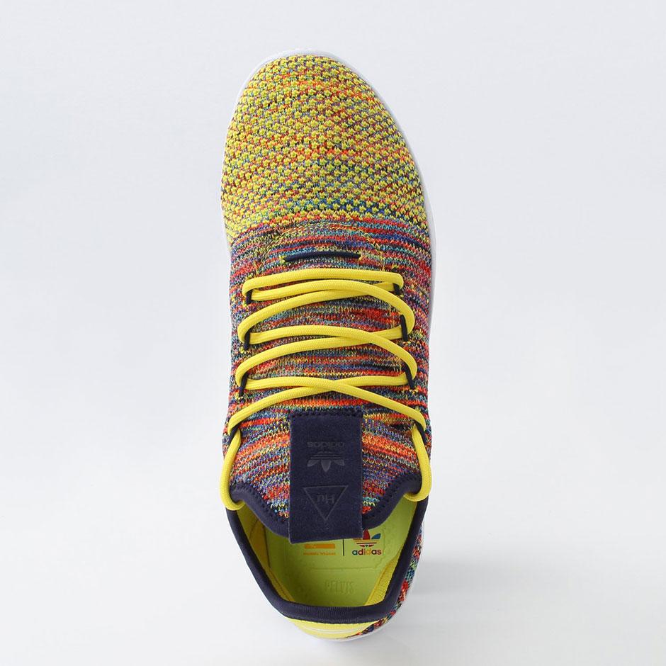 ファレル・ウィリアムス × アディダス オリジナルス テニス フー 4色展開 14枚目