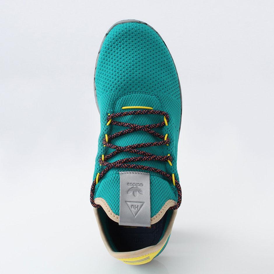 ファレル・ウィリアムス × アディダス オリジナルス テニス フー 4色展開 20枚目