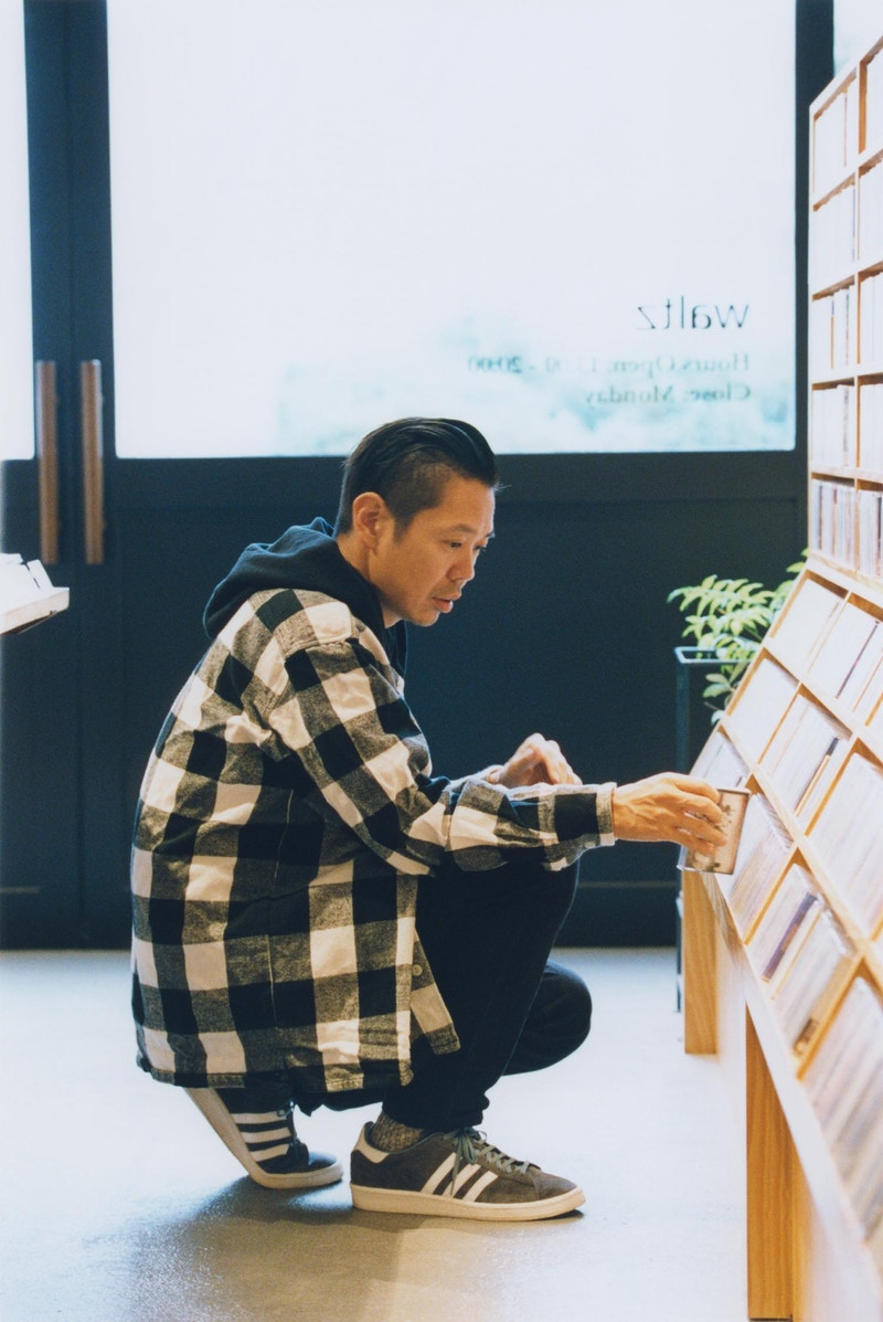 ディセンダント × アディダス オリジナルス キャンパス 2色展開 5枚目