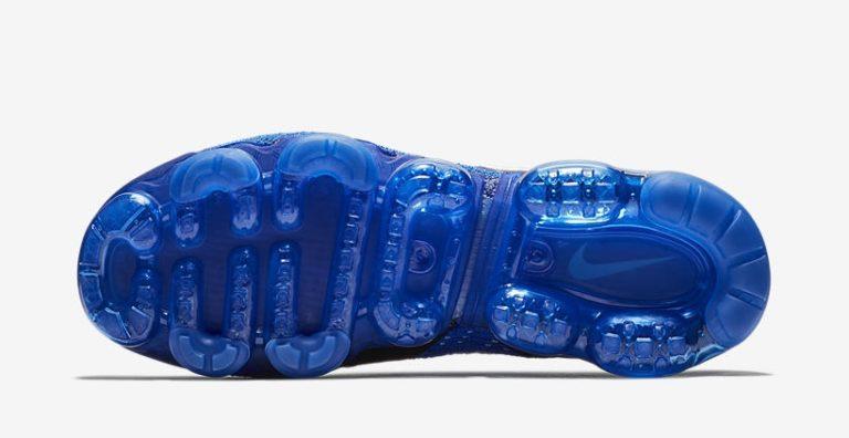 ナイキ エアヴェイパーマックス2.0 セイル/ブルー 6枚目