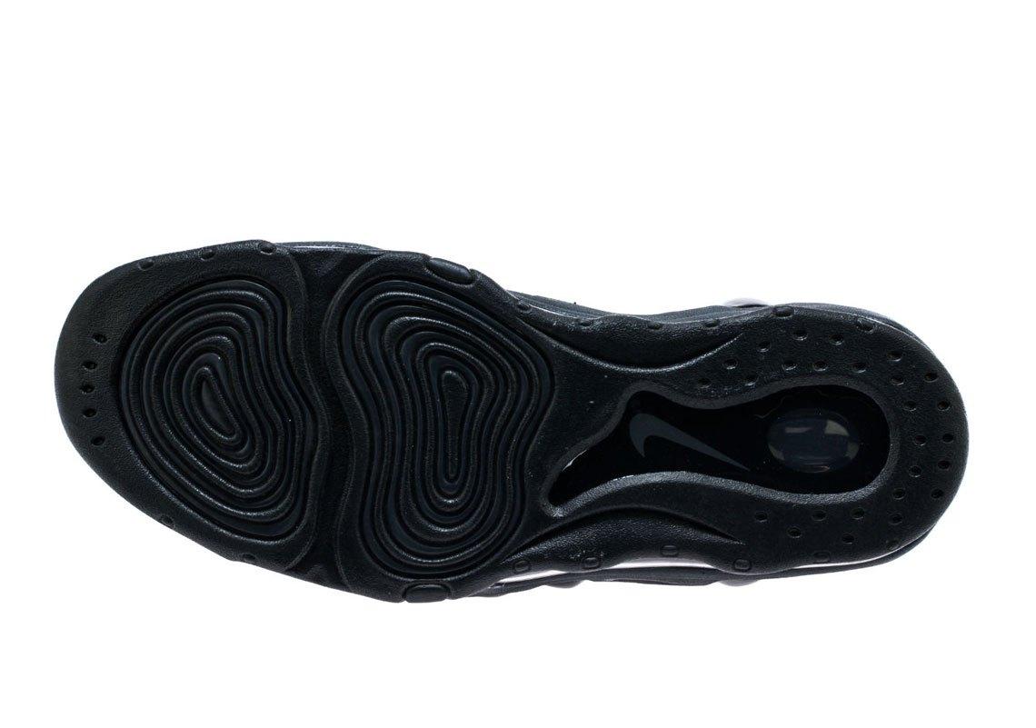 ナイキ エアマックスアップテンポ97 ブラック/ブラック-アンスラサイト-ブラック 6枚目