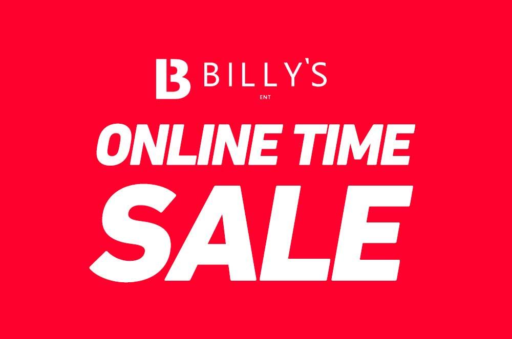 BILLY'S ENTオンライン