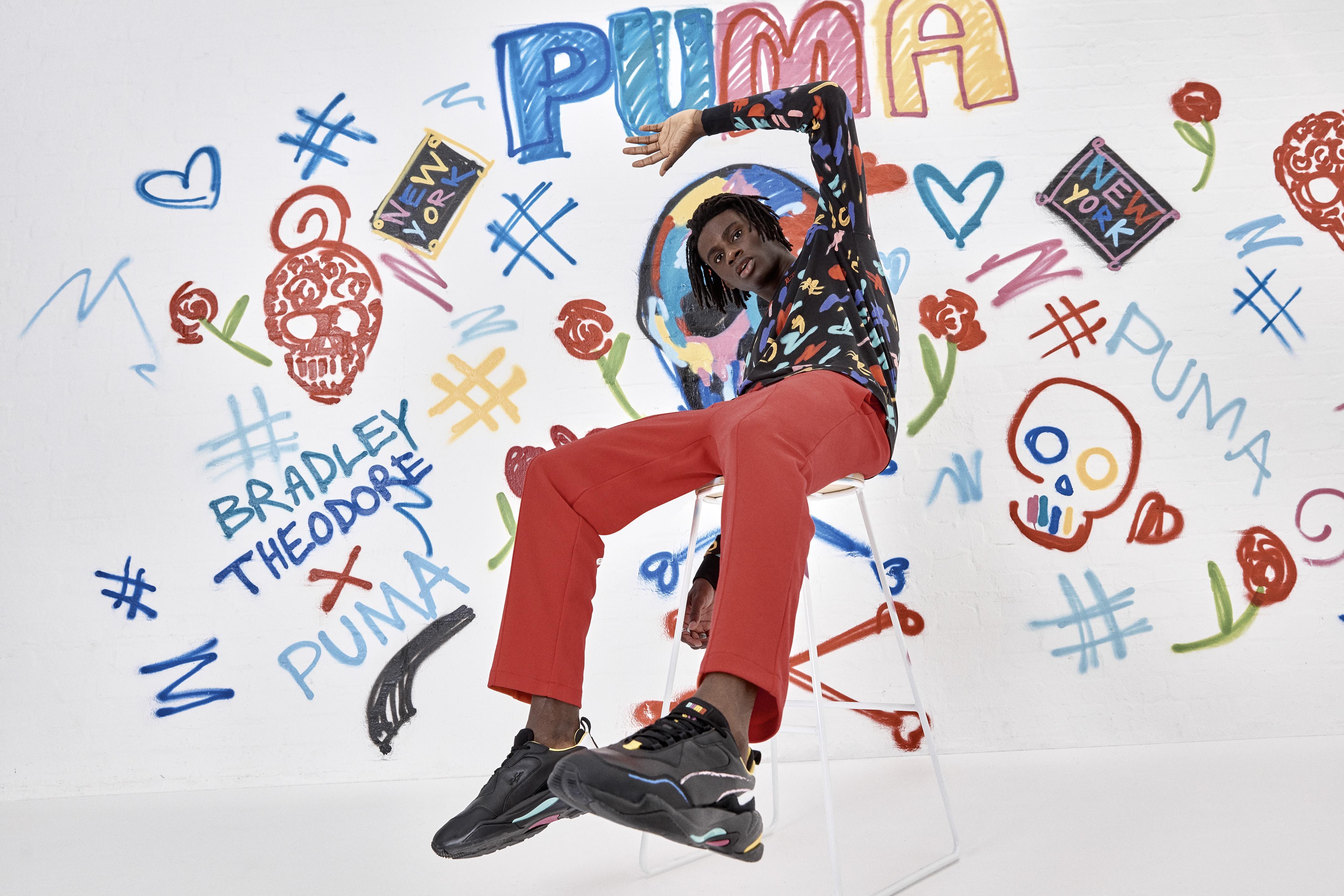 プーマ × ブラッドリー セオドア 4モデル 7枚目