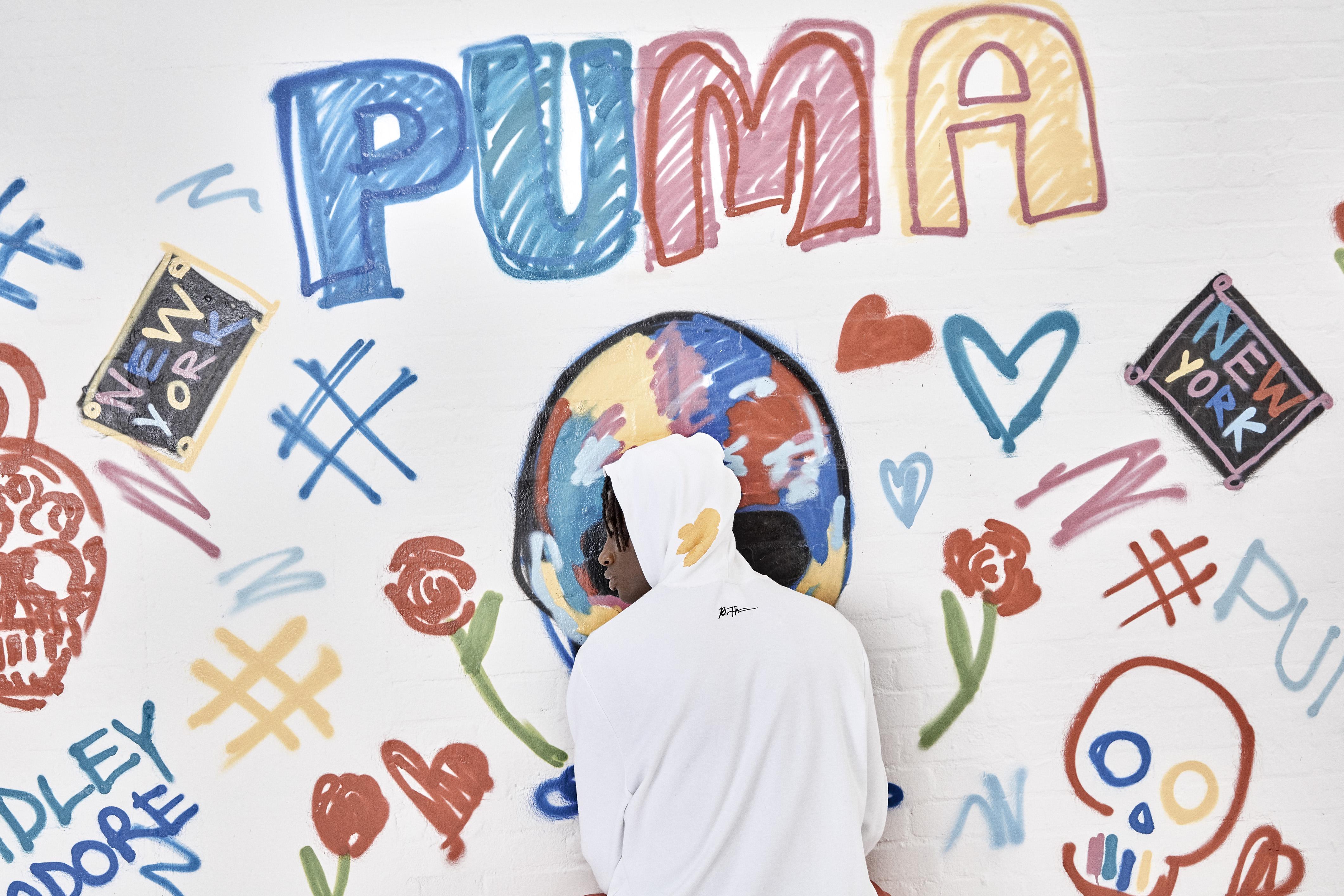 プーマ × ブラッドリー セオドア 4モデル 8枚目