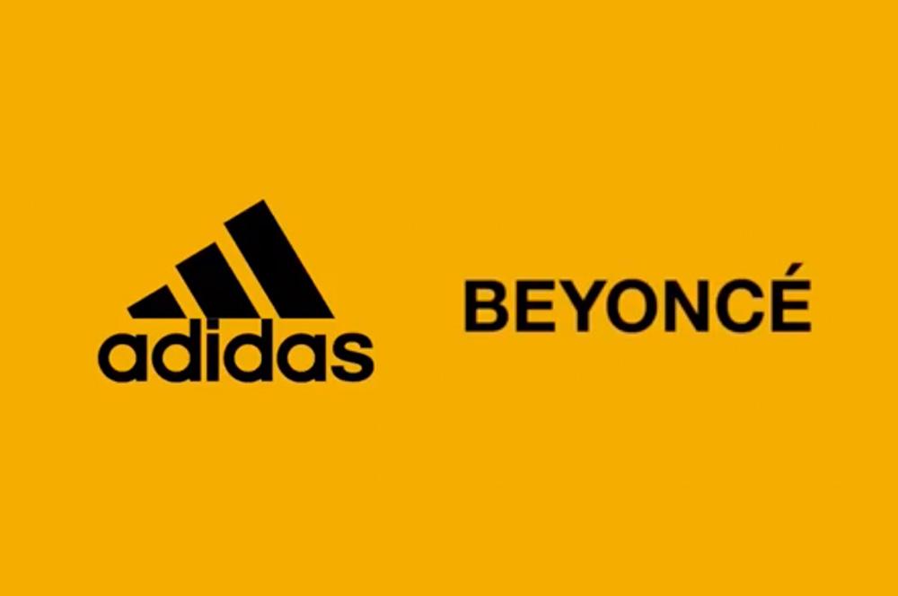 ビヨンセがアディダスとの提携を発表!スニーカーやアパレルアイテムを展開予定!