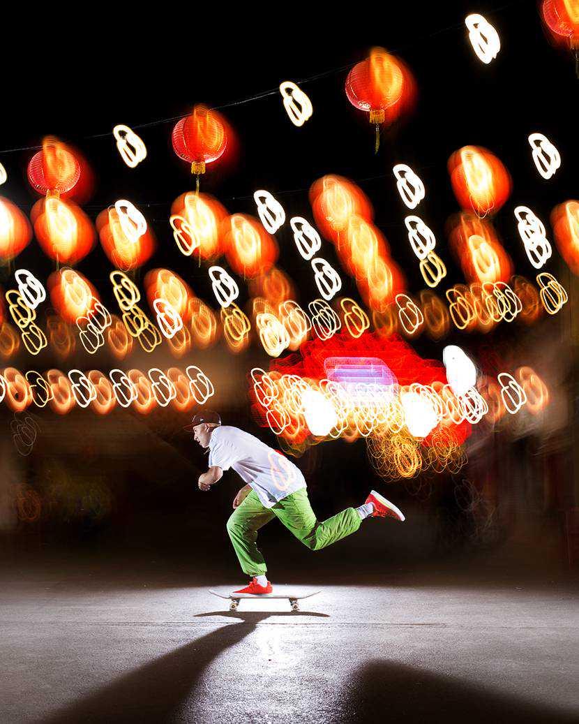 アディダス スケートボーディング SABALO X NAJERA レッド/ホワイト 12枚目