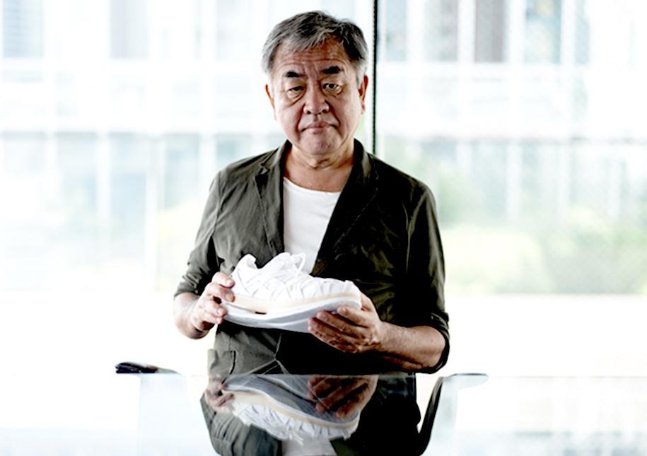 隈研吾×アシックス メタライド アム 5枚目
