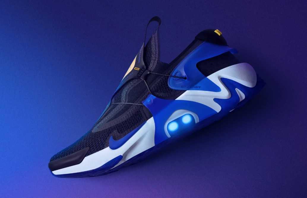 【販売リンクあり】12/12発売 NIKE ADAPT HUARACHE BLACK/RACER BLUE 抽選/定価/販売店舗まとめ