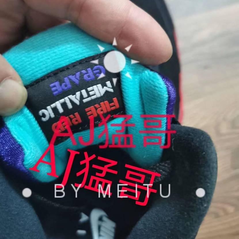 ナイキ エアジョーダン5 トップ3 4枚目