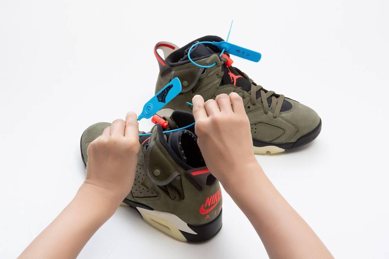 フェイクバスターズが専門機器・技法を用いて実物スニーカーの真贋鑑定を行う「コンプリート鑑定」を1月20日より開始! 5枚目