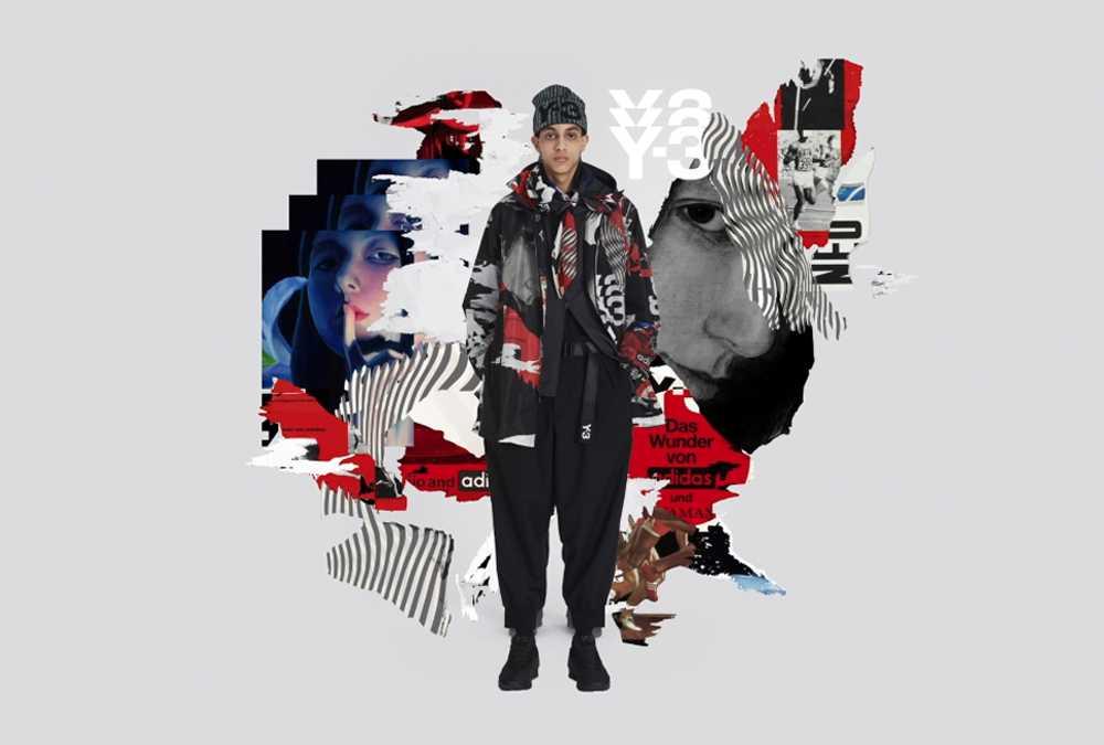 """【販売開始】YOJI YAMAMOTO × adidas """"Y-3"""" 2020F/W COLLECTIONがadidasオンラインにて販売開始!"""