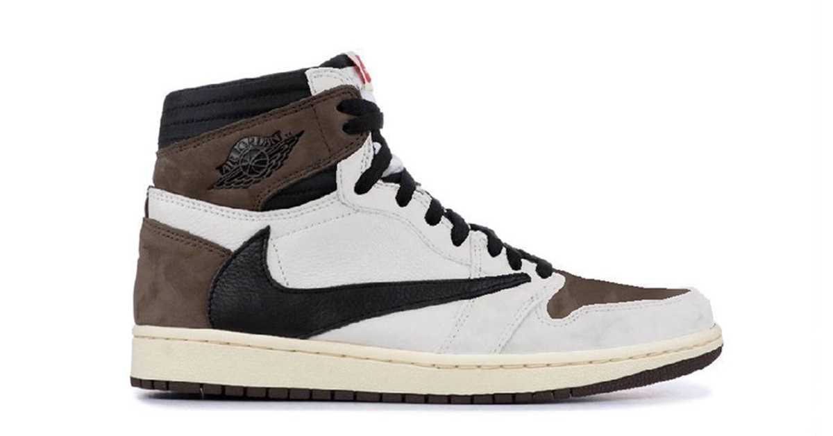 【リーク】TRAVIS SCOTT x NIKE AIR JORDAN 1 RETRO HIGH OG 抽選/定価/販売店舗まとめ