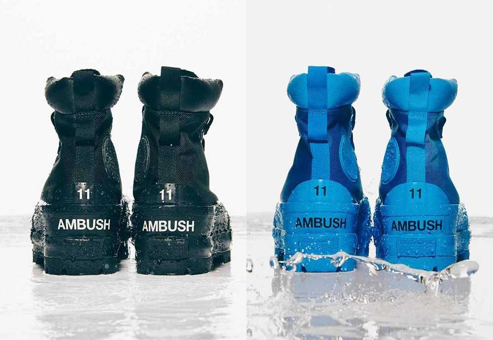 【販売リンクあり】11/24発売 AMBUSH × CONVERSE CTAS DUCK BOOT 2COLORS 抽選/定価/販売店舗まとめ