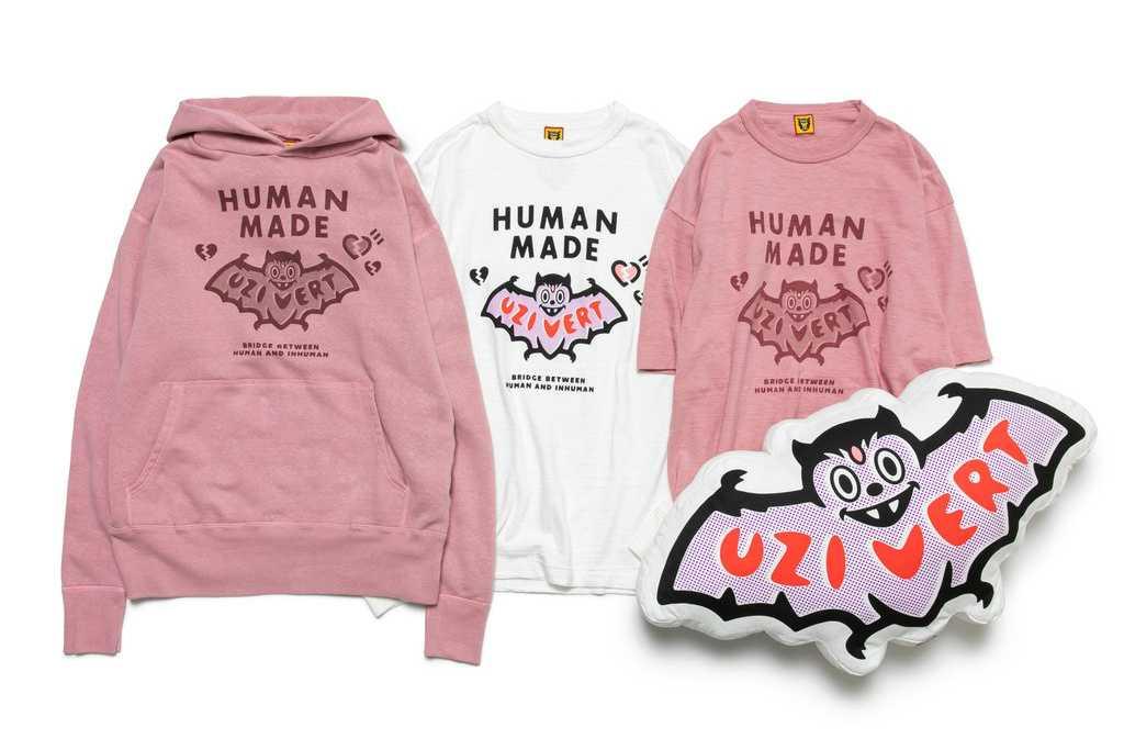 【スニダンで購入可】9/12発売 HUMAN MADE × Lil Uzi Vert COLLECTION 抽選/定価/販売店舗まとめ