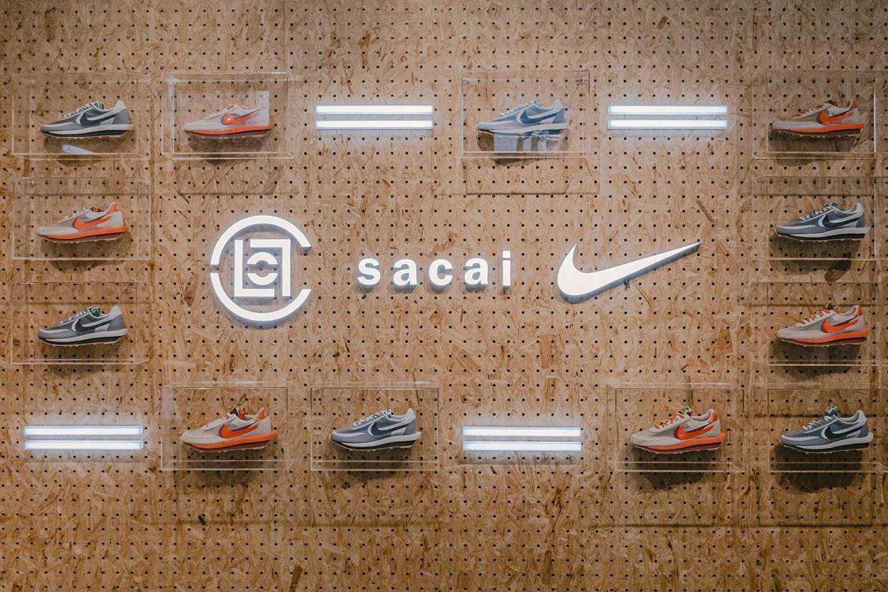 【スニダンで購入可】9/11発売 CLOT × SACAI × NIKE LD WAFFLE 抽選/定価/販売店舗まとめ