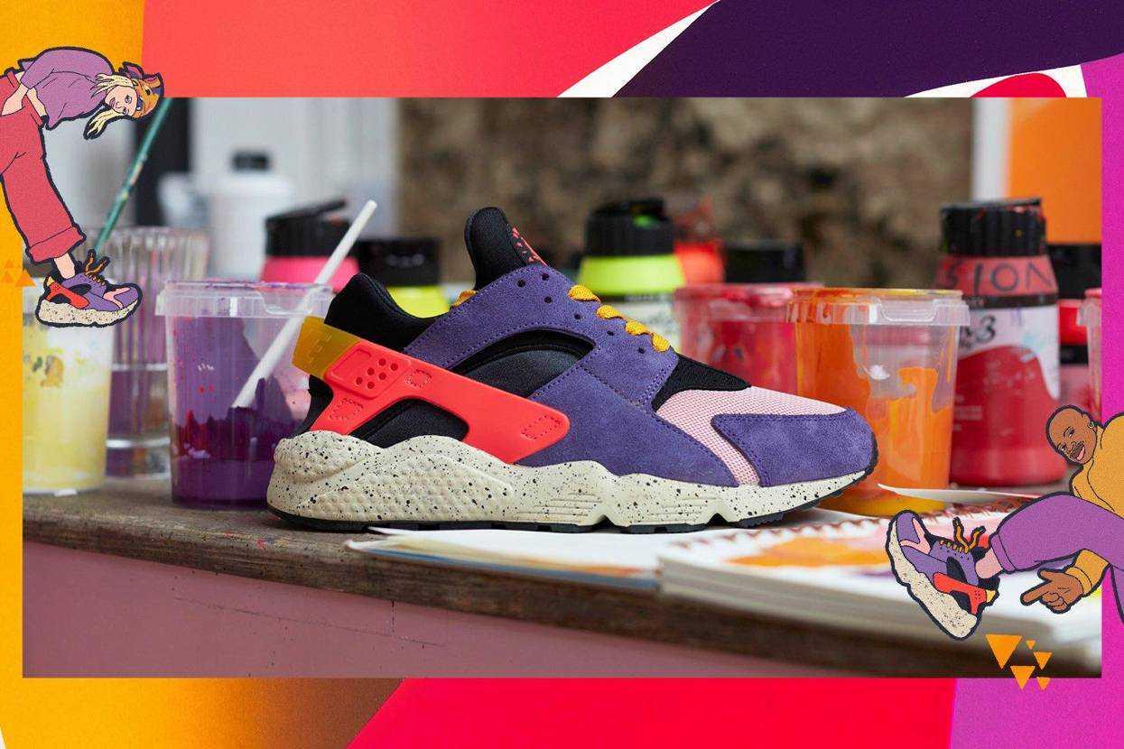 """【販売リンクあり】海外9/17発売 size? × Nike Air Huarache """"ACG"""" 抽選/定価/販売店舗まとめ"""