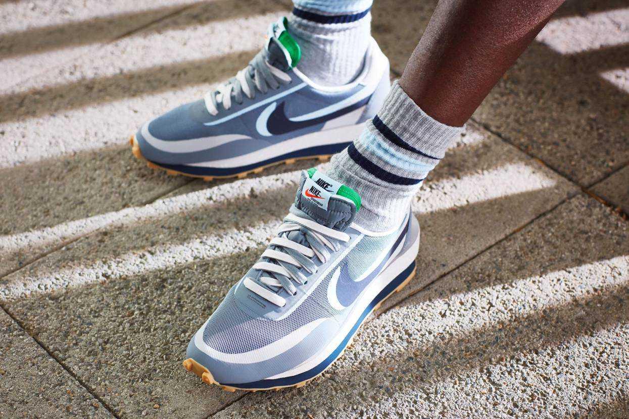 【スニダンで購入可】9/11・10/9発売 Clot × Sacai × Nike LD Waffle 2colors抽選/定価/販売店舗まとめ