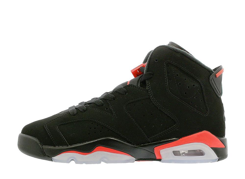 black jordan 6 retro
